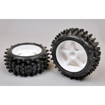 Buggy, Monster truck tyres and rims