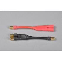 Y cables, 2pcs