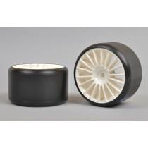 Drift wheels, 2pcs for drift models