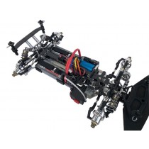 HARM EGX-1 1/8 4WD GT electric LWB chassis kit