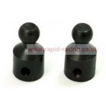 Balls for end of 5mm Roll Bars, 2pcs