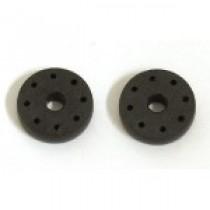 Piston 8 holes 1,8mm for big bore damper, 2 pcs.