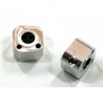 Square wheel driver alloy 10,5 mm, 2 pcs.