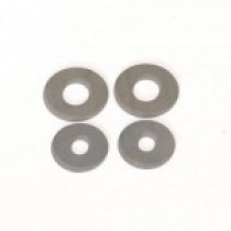 Distance discs for magnetic differentiel, 4 pcs.