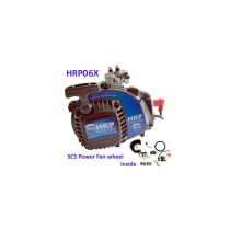 HRP06 Tuned G230 engine with Power fan kit