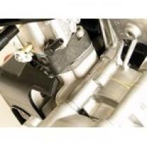 CFK/Carbon isolator elevation 5 mm, set