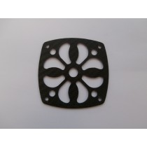 Carbon fan wheel cover for E-Starter