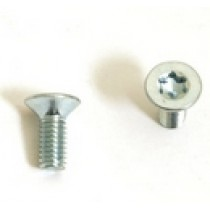 Torx Countersunk screw with metric thread 10pcs