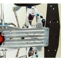 Torx-flat head screw high-strength M4x10, 10 pcs.