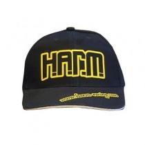 Team-cap H.A.R.M. Racing, blue