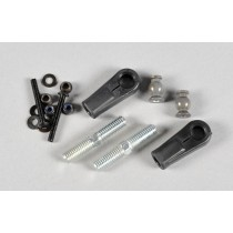 Rear upper wishbone conversion kit, Evo