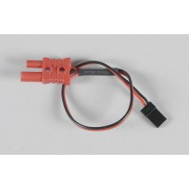 Receiver cable, FG connector to JR