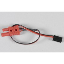 Receiver cable, FG connector to Futaba