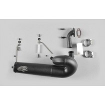 Steel power tuned pipe, 4WD