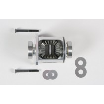 Alloy differential complete set, 4WD