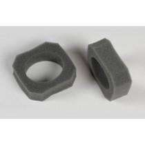 Air filter foam, 2pcs