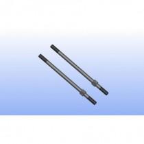 Turnbuckle RH/LH Hex 6x75mm, 2 pcs