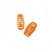 Big Bore Damper Progressive Short Spring Orange 2.75mm 7.5 coils 2pcs