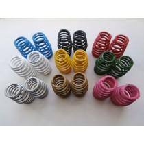 Big Bore Damper Progressive Short Spring Kit 9 pairs