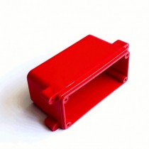 Receiver Box Red