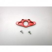Brake Caliper Red Plate and Screws XR, XR2, XR3  1+2pcs