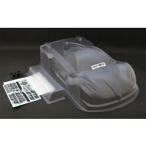 Blitz Zonda GT5 body set 1/8 GT wheelbase 325 - 360mm 1.0mm