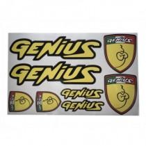 Genius Decals 1pc