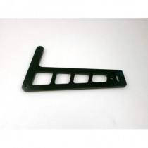 Exhaust Support Plate FR2, 1pc