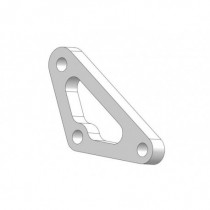 Lower Engine Support FR, 1pc