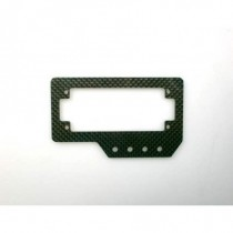 Carbon Support for Receiver Box F1, 1pc