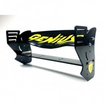 Carbon Rear Wing Complete FR, 1pc