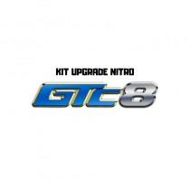 Upgrade Kit XRAY GTX8 to Genius GTC8 Nitro