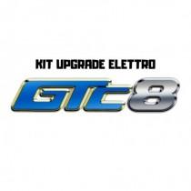 XRAY GTX8E to Genius GTC8 E Upgrade Kit