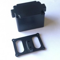Receiver Box and Mounting Plate, GTC8E, 1+1pcs