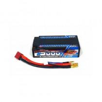 Corally Shorty Lipo Battery 7.4v 5000 MAH