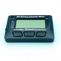 G.T. Power Battery and Servo Tester 1pc
