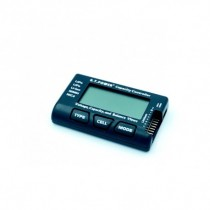 G.T. Power Battery Tester with Balance Views