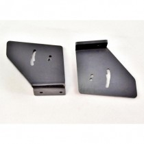 Touring car rear wing plastic endplates supports, 2pcs (M 20413)