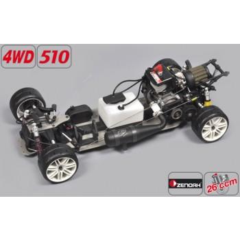 FG Sportsline 4WD 510 Zenoah Trophy Edition